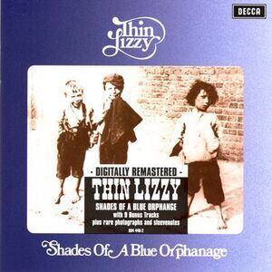 Thin Lizzy - Shades of a Blue Orphanage CD