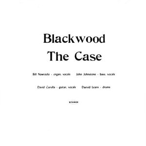 The Case - Blackwood CD