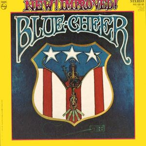 Blue Cheer - New Improved! LP