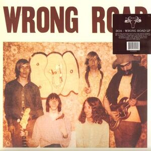BOA - Wrong Road LP
