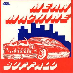 Buffalo - Mean Machine / The Rumour 7inch