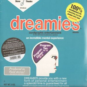 Dreamies - Auralgraphic Entertainment LP