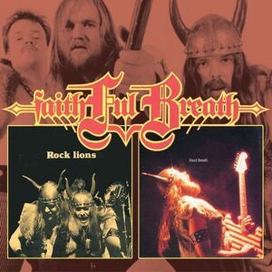 Faithful Breath - Rock Lions / Hard Breath CD