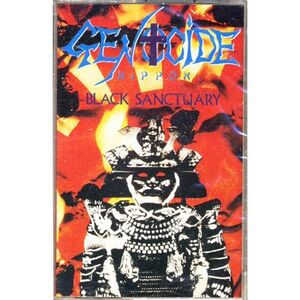 Genocide - Black Sanctuary Cassette