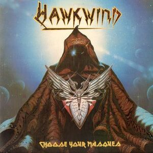 Hawkwind - Choose Your Masques LP
