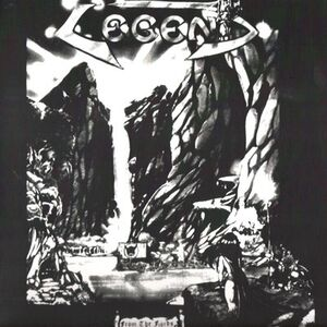 Legend - From the Fjords LP