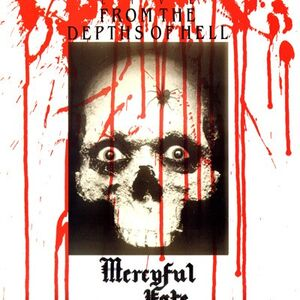 Mercyful Fate - From the Depths of Hell LP