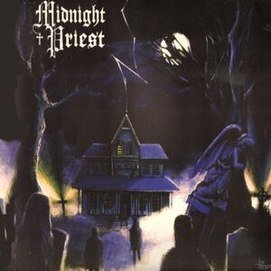 Midnight Priest - Midnight Priest LP