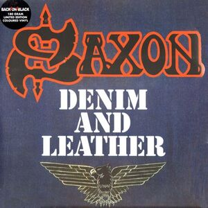 Saxon - Denim and Leather 2-LP