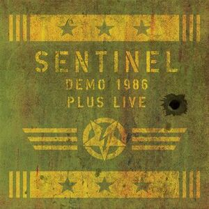 Sentinel - Demo 1986 Plus Live 7inch + CD