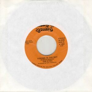 The Eyes - Stranded / Visions in the Sky 7inch