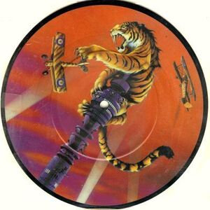 Tygers of Pan Tang - Love Potion No. 9 7inch pic disc