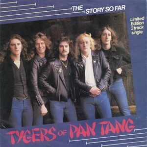 Tygers of Pan Tang - The Story So Far 7inch