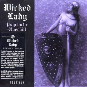 Wicked Lady - Psychotic Overkill CD