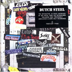 Various Artists - Dutch Steel 3-LP.