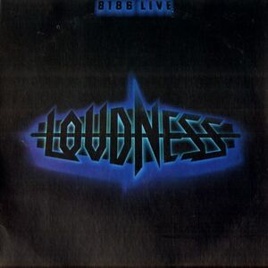 Loudness - 8186 2-LP (+single)