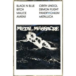 Various Artists - Metal Massacre Cassette