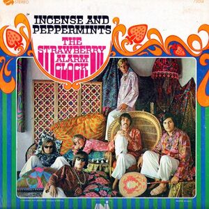 The Strawberry Alarm Clock - Incense and Peppermints LP