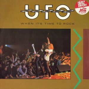 UFO - When It's Time To Rock EP