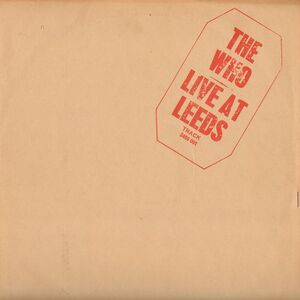 The Who - Live At Leeds LP