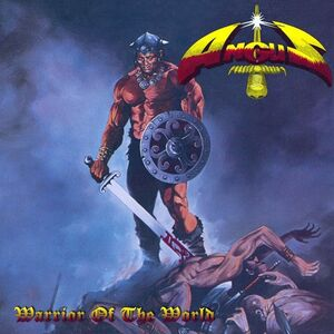 Angus - Warrior Of The World CD