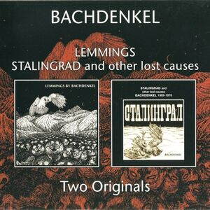 Bachdenkel - Lemmings / Stalingrad and other lost causes CD