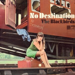 The Blackbirds - No Destination LP