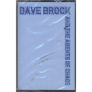 Dave Brock And The Agents Of Chaos - The Agents Of Chaos Cassette