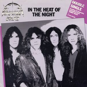Diamond Head - In The Heat Of The Night 7inch (dbl)