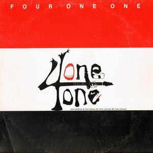 Four One One - Four One One LP