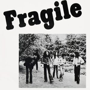 Fragile - Fragile LP