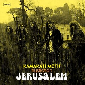 Jerusalem - Kamakazi Moth / Frustration (single)