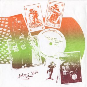 Joker's Wild - Don't Ask Me / Why Do Fools Fall In Love (single)