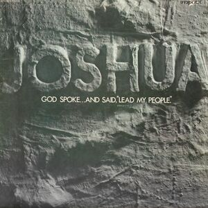 Joshua - God Spoke..And Said Lead My People LP