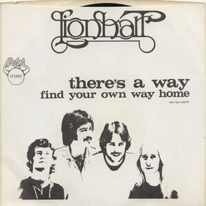 Lionhart - There's A Way / Find Your Own Way Home 7inch