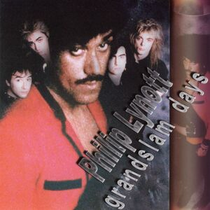 Philip Lynott - Grandslam Days CD