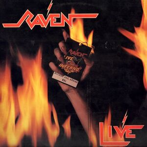 Raven - Live At The Inferno 2-LP