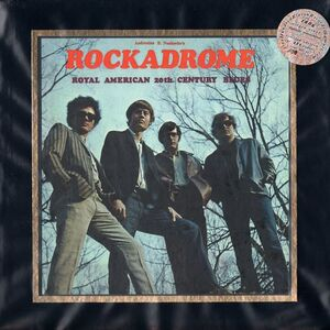 Rockadrome - Royal American 20th Century Blues LP (deluxe)