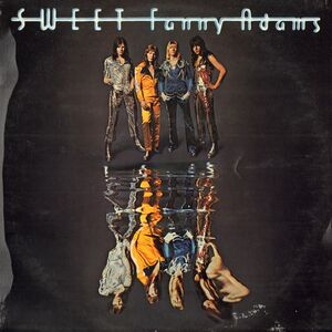 Sweet - Fanny Adams LP
