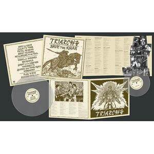 Triarchy -Save The Khan LP (+7inch)
