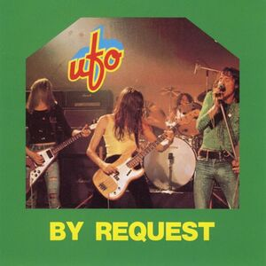 UFO - By Request CD