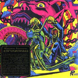 Various Artists - Warfaring Strangers: Acid Nightmares CD