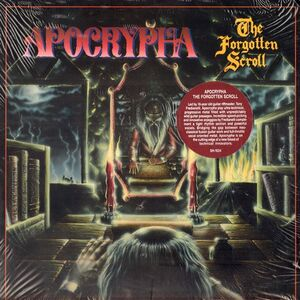 Apocrypha - The Forgotten Scroll LP