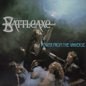 Battleaxe - Power From The Universe LP