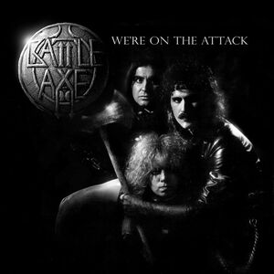 Battle Axe - We're On The Attack CD