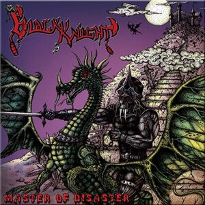 Black Knight - Master Of Disaster CD