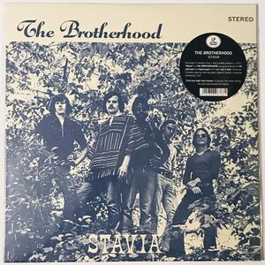 Brotherhood, The - Stavia LP