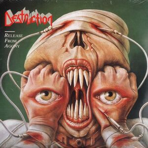 Destruction - Release From Agony LP