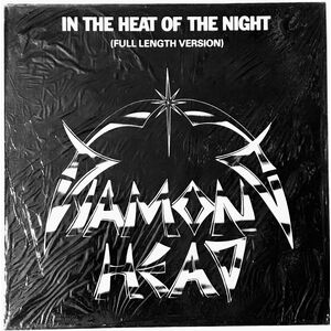 Diamond Head - In The Heat Of The Night EP