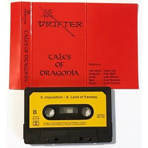 Drifter - Tales Of Dragonia Demo